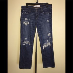 Women's Abercrombie & Fitch jeans size 28.